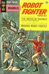Cover for Magnus, Robot Fighter (Western, 1963 series) #22 [12-Cent Variant]