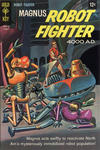 Cover for Magnus, Robot Fighter (Western, 1963 series) #23