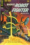 Cover for Magnus, Robot Fighter (Western, 1963 series) #24