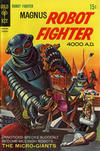 Cover for Magnus, Robot Fighter (Western, 1963 series) #25