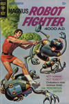 Cover for Magnus, Robot Fighter (Western, 1963 series) #26