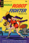 Cover for Magnus, Robot Fighter (Western, 1963 series) #29