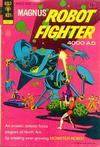 Cover for Magnus, Robot Fighter (Western, 1963 series) #31