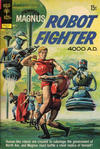 Cover for Magnus, Robot Fighter (Western, 1963 series) #32
