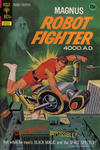 Cover for Magnus, Robot Fighter (Western, 1963 series) #33