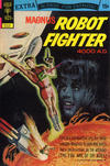 Cover for Magnus, Robot Fighter (Western, 1963 series) #34