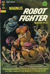 Cover for Magnus, Robot Fighter (Western, 1963 series) #35