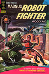 Cover for Magnus, Robot Fighter (Western, 1963 series) #36
