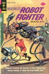 Cover for Magnus, Robot Fighter (Western, 1963 series) #37 [Gold Key Variant]