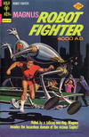 Cover for Magnus, Robot Fighter (Western, 1963 series) #39