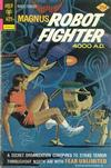 Cover for Magnus, Robot Fighter (Western, 1963 series) #42 [Gold Key Variant]