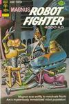Cover for Magnus, Robot Fighter (Western, 1963 series) #44 [Gold Key Variant]