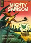 Cover for Mighty Samson (Western, 1964 series) #4