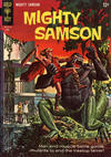 Cover for Mighty Samson (Western, 1964 series) #10