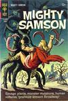Cover for Mighty Samson (Western, 1964 series) #11