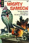 Cover for Mighty Samson (Western, 1964 series) #12