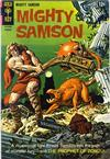 Cover for Mighty Samson (Western, 1964 series) #13