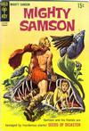 Cover for Mighty Samson (Western, 1964 series) #17