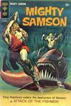 Cover for Mighty Samson (Western, 1964 series) #20