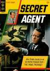 Cover for Secret Agent (Western, 1966 series) #1