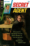 Cover for Secret Agent (Western, 1966 series) #2