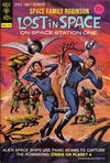 Cover for Space Family Robinson, Lost in Space on Space Station One (Western, 1974 series) #39