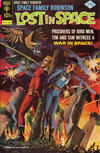 Cover for Space Family Robinson, Lost in Space on Space Station One (Western, 1974 series) #46 [Gold Key]