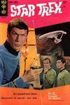 Cover for Star Trek (Western, 1967 series) #1