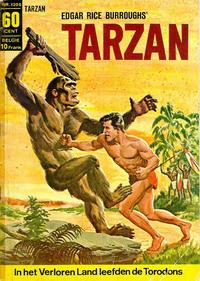 Cover Thumbnail for Tarzan Classics (Classics/Williams, 1965 series) #1206