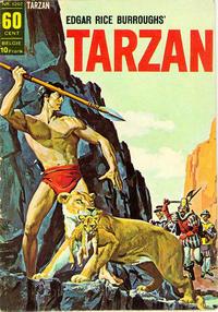 Cover Thumbnail for Tarzan Classics (Classics/Williams, 1965 series) #1207