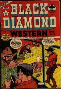 Cover Thumbnail for Black Diamond Western (Lev Gleason, 1949 series) #26