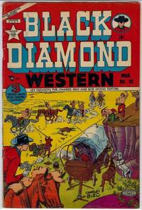 Cover Thumbnail for Black Diamond Western (Lev Gleason, 1949 series) #32