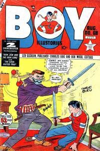 Cover Thumbnail for Boy Comics (Lev Gleason, 1942 series) #68