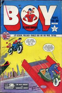 Cover Thumbnail for Boy Comics (Lev Gleason, 1942 series) #69