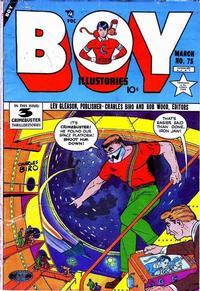 Cover Thumbnail for Boy Comics (Lev Gleason, 1942 series) #75