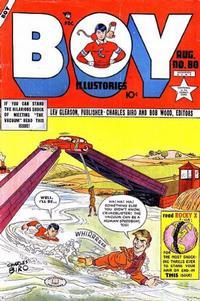 Cover Thumbnail for Boy Comics (Lev Gleason, 1942 series) #80