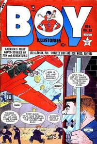 Cover Thumbnail for Boy Comics (Lev Gleason, 1942 series) #83