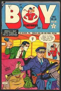 Cover Thumbnail for Boy Comics (Lev Gleason, 1942 series) #84