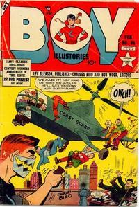 Cover Thumbnail for Boy Comics (Lev Gleason, 1942 series) #86