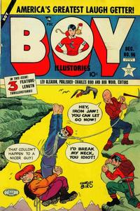 Cover Thumbnail for Boy Comics (Lev Gleason, 1942 series) #96