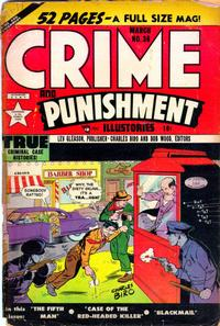 Cover Thumbnail for Crime and Punishment (Lev Gleason, 1948 series) #36