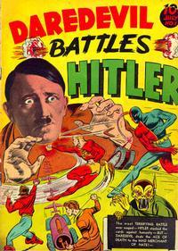 Cover Thumbnail for Daredevil Comics (Lev Gleason, 1941 series) #1