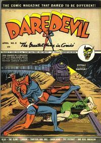 Cover Thumbnail for Daredevil Comics (Lev Gleason, 1941 series) #9