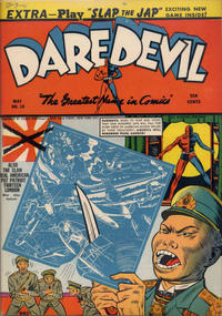 Cover Thumbnail for Daredevil Comics (Lev Gleason, 1941 series) #10