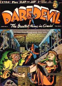 Cover Thumbnail for Daredevil Comics (Lev Gleason, 1941 series) #11