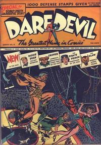 Cover Thumbnail for Daredevil Comics (Lev Gleason, 1941 series) #12