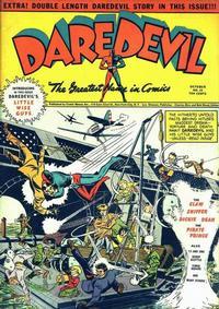 Cover Thumbnail for Daredevil Comics (Lev Gleason, 1941 series) #13