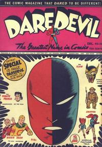 Cover Thumbnail for Daredevil Comics (Lev Gleason, 1941 series) #14
