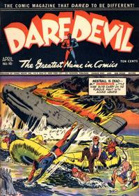 Cover Thumbnail for Daredevil Comics (Lev Gleason, 1941 series) #16