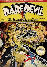 Cover Thumbnail for Daredevil Comics (Lev Gleason, 1941 series) #21